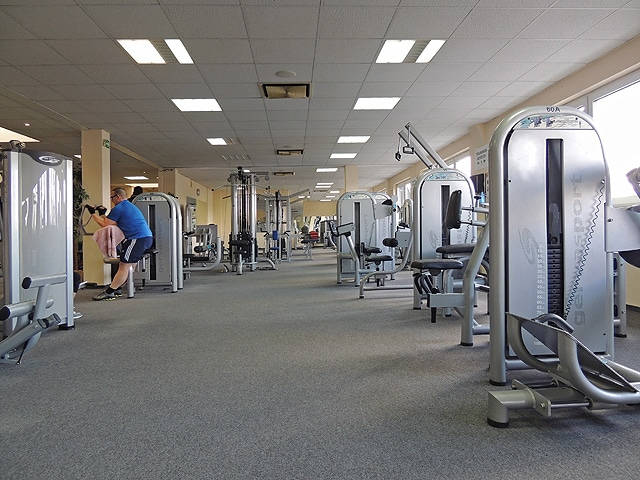 FitnessPark Limburg Geräte
