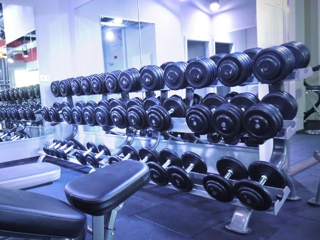 Krafttraining Neue Gewichte