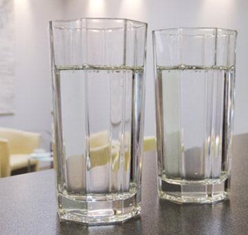 Wundermittel Wasser