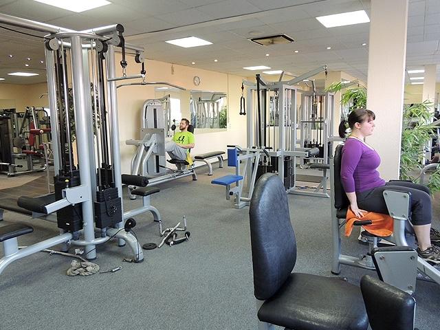 FitnessPark Limburg Gerätebereich