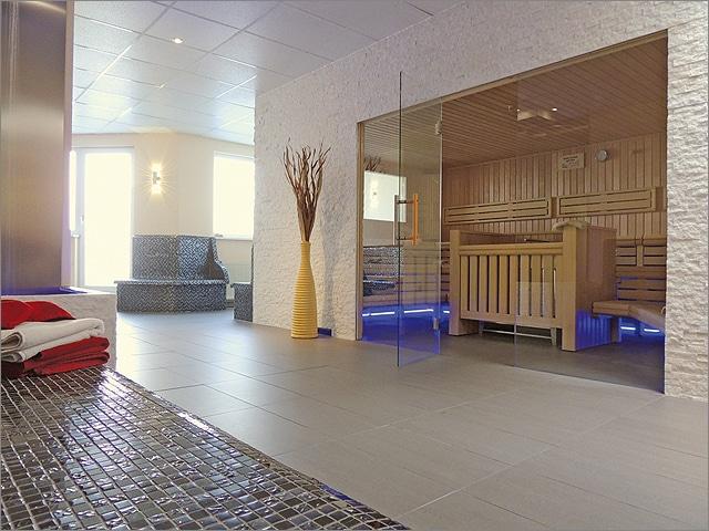 Sauna Landschaft Fitnessstudio Limburg
