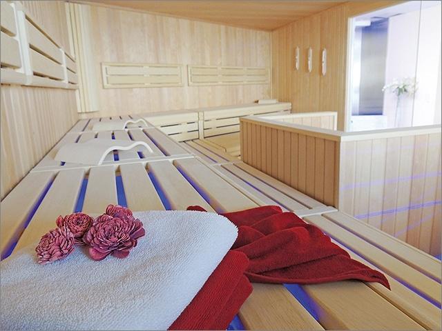 Sauna Fitnessstudio Fitnesspark in Limburg