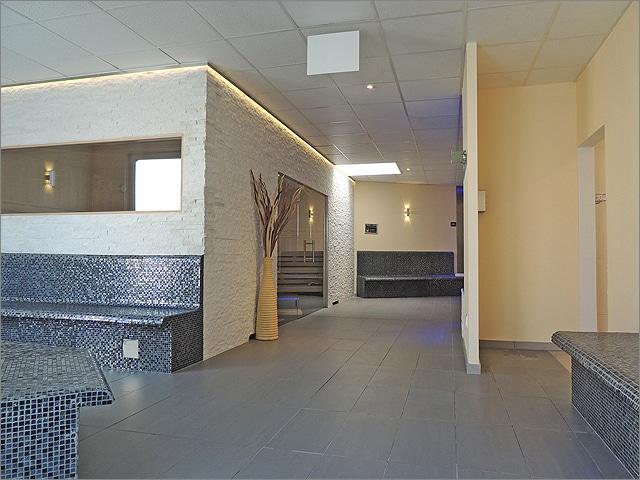 saunieren Fitnessstudio Fitnesspark in Limburg