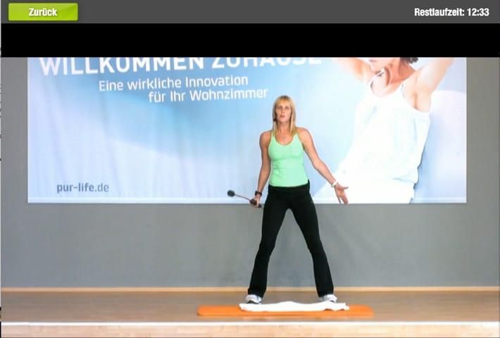 Virtuelle Kurse im Fitness Park - Fitnesspark Limburg
