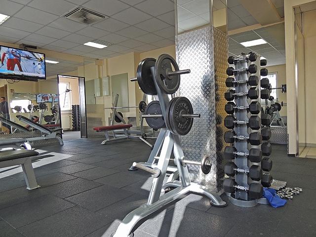 FitnessPark Limburg Kraftraum