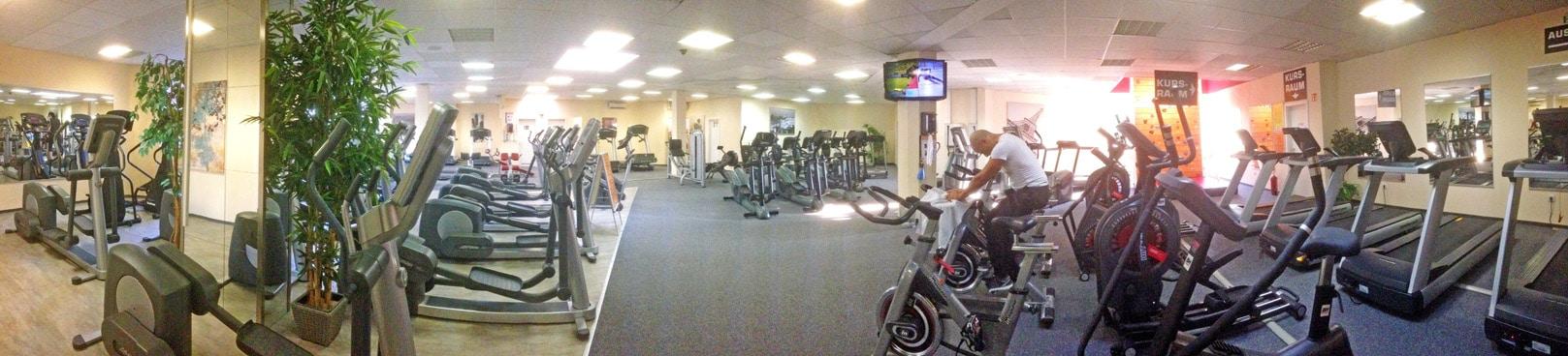 Fitnesspark Limburg Cardio Geräte