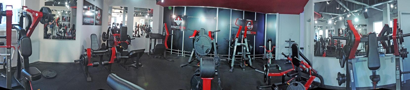 Fitnesspark Limburg Fitness Gym
