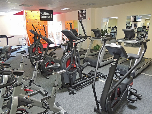 Fitnessstudio Limburg Fitnesspark Neu September 2016: HIT Geräte und XClimb