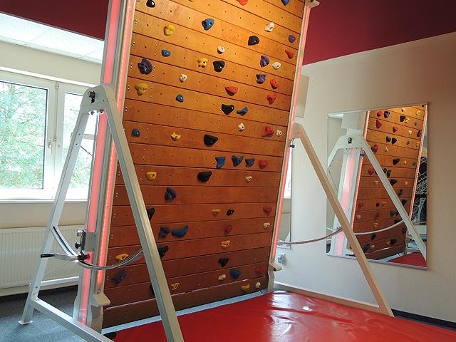 Fitnessstudio Limburg Fitnesspark Neu September 2016: X ClimbPro